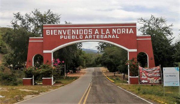 La Noria Pueblo Histórico y Heróico 2020