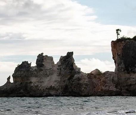 La Ventana en playa Guayanilla Puerto Rico 2020 Temblores Afectaciones 1