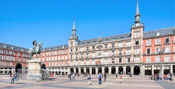 Madrid Mazatlán Interactivo