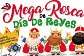 Invita DIF Sinaloa a mega rosca de día de reyes