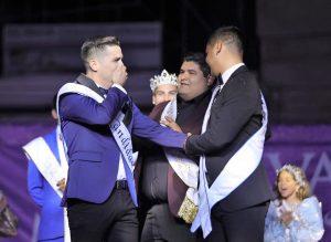 Paco Rey de la Alegría Carnaval de Mazatlán 2020