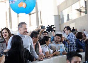 Reinaguración del Centro de Ciencias de Sinaloa Enero 2020 5