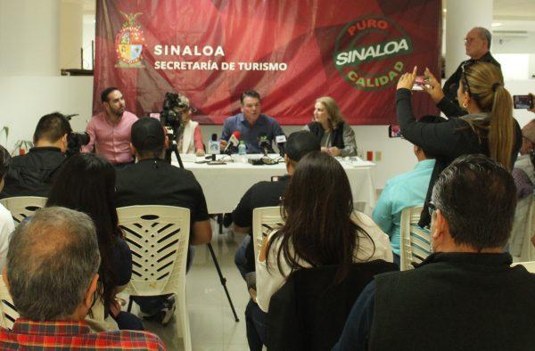 Resultados Turisticos de Sinaloa en 2019 Óscar Pérez Barros Secreatrio de Turismo 2020
