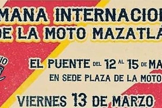 Hoteles de Mazatlán Promueven la Semana de la Moto 2020