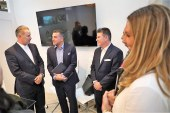 En Fitur el Gobernador de Sinaloa Quirino Ordaz Coppel Gestiona dos vuelos más de Sunwing desde Canadá a Mazatlán