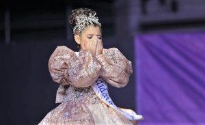 Valentina Reina Infantil Carnaval de Mazatlán 2020
