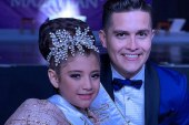 Valentina Iñiguez es la Reina Infantil y Paco Vazga Rey del Carnaval de Mazatlán 2020