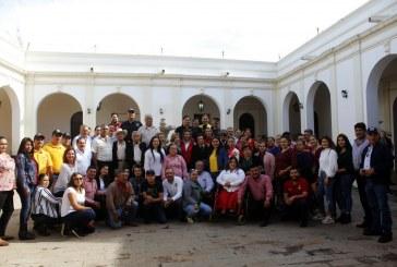 """Inaugura María León, exposición fotográfica: """"Sinaloa de Leyva de ayer y hoy"""