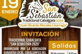 Cabalgata San Sebastián 2020