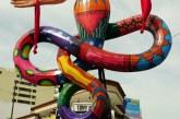 """Somos América"" presenta a sus primeros monigotes carnavaleros."
