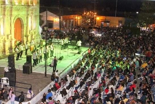 Lluvia de estrellas en la Semana Cultural de Concordia.