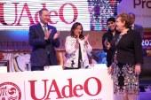 La UAdeO representa mucho para el desarrollo de Sinaloa: Quirino.