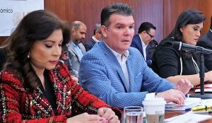 Óscar Pérez Barros Comparecencia Congreso del Estado de Sinaloa 2020 Turismo 1