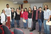 Presentan documentales en la UA de O