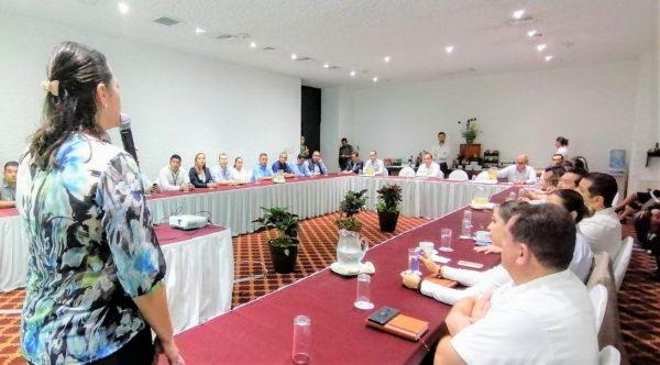 14 Hoteles Refrendan Distintivo Sustentable en Mazatlán 2020 1 Araceli Tirado Codesin Zona Sur