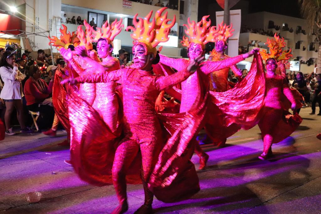 Carnavales en Sinaloa 2020