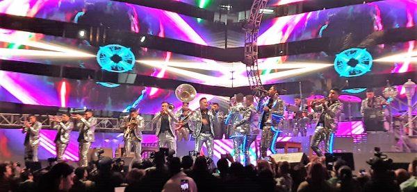 30 Aniversario Banda Los Recoditos Carnaval Internacional de Mazatlán 2020 Parque Ciudades Hermanas 4