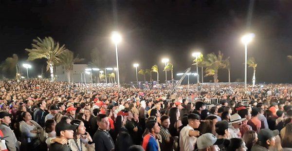 30 Aniversario Banda Los Recoditos Carnaval Internacional de Mazatlán 2020 Parque Ciudades Hermanas 7