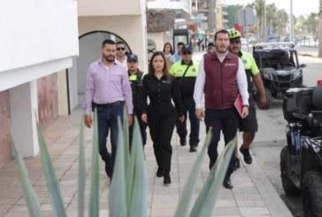 Personal del Centro de Atención y Protección al Turista llevó a cabo visitas de acercamiento a hoteles