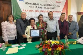 Conmemoran el VII Aniversario de la Repatriación de Julia Pastrana