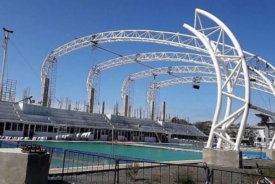A buen ritmo la Alberca Olímpica de Mazatlán