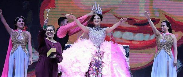 Brianda I es Coronada como Reina del Carnaval de Mazatlán 2020 1