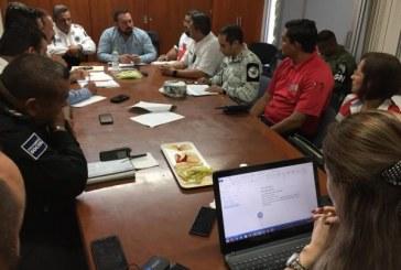 """Reunión del Comité de Seguridad del Carnaval de Mazatlán 2020 """"Somos América"""""""