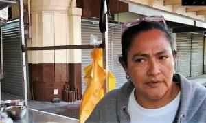 Caso Ramona Viuda de Reyes Mercado Municipal Pino Suárez Mazatlán Sinaloa México Agresiones Químico Benítez 2020