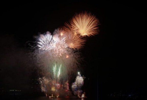 Mazatlán celebra un excelente Combate Naval de Carnaval 2020