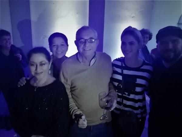 Concierto Corky Siegel Mazatlán 2020 Hector Sandra Poncho Angelica