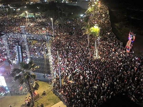 Coronación Rey de la Alegría Carnaval Internacional de Mazatlán Paco Vazga 2020 Galería 1