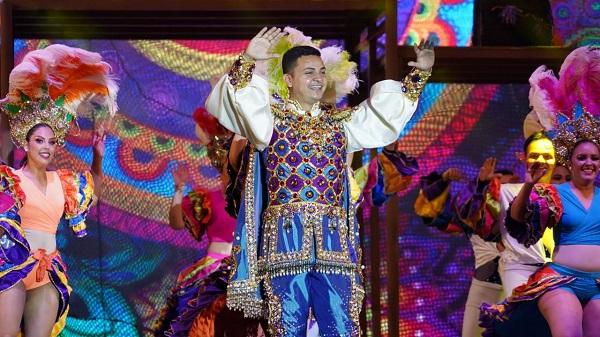 Coronación Rey de la Alegría Carnaval Internacional de Mazatlán Paco Vazga 2020 Galería 10