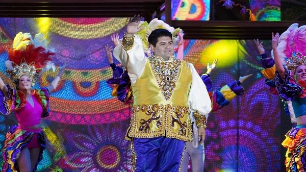 Coronación Rey de la Alegría Carnaval Internacional de Mazatlán Paco Vazga 2020 Galería 11