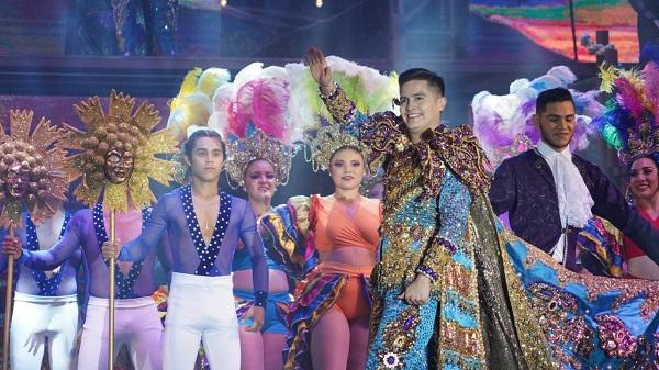Coronación Rey de la Alegría Carnaval Internacional de Mazatlán Paco Vazga 2020 Galería 14