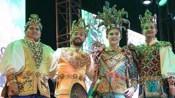 Coronación Rey de la Alegría Carnaval Internacional de Mazatlán Paco Vazga 2020 Galería 15
