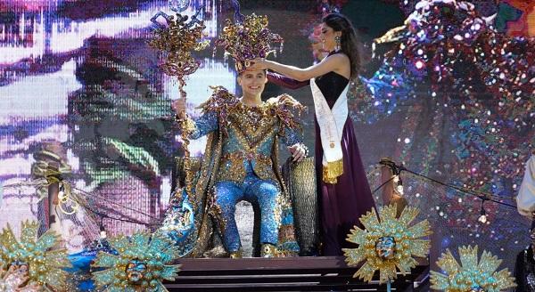 Coronación Rey de la Alegría Carnaval Internacional de Mazatlán Paco Vazga 2020 Galería 18