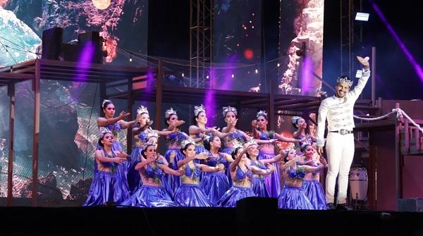 Coronación Rey de la Alegría Carnaval Internacional de Mazatlán Paco Vazga 2020 Galería 21