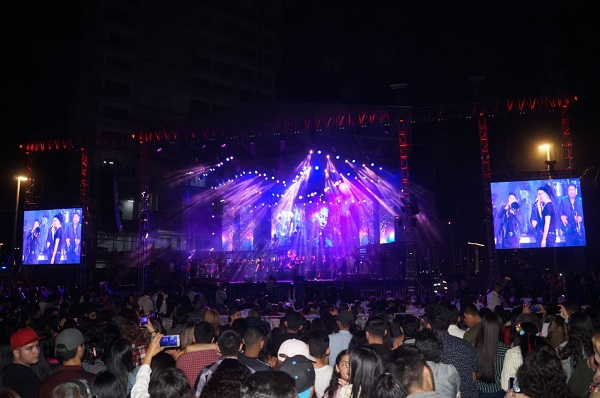 Coronación Rey de la Alegría Carnaval Internacional de Mazatlán Paco Vazga 2020 Galería 24