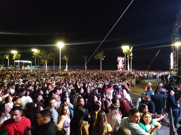 Coronación Rey de la Alegría Carnaval Internacional de Mazatlán Paco Vazga 2020 Galería 30