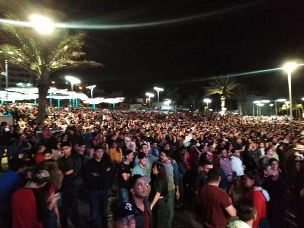 Coronación Rey de la Alegría Carnaval Internacional de Mazatlán Paco Vazga 2020 Galería 31
