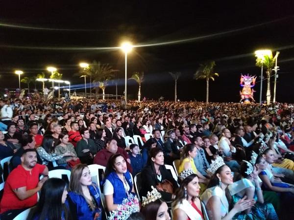 Coronación Rey de la Alegría Carnaval Internacional de Mazatlán Paco Vazga 2020 Galería 32