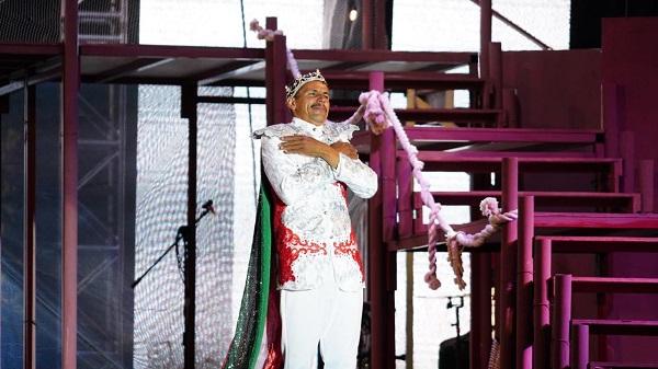 Coronación Rey de la Alegría Carnaval Internacional de Mazatlán Paco Vazga 2020 Galería 7