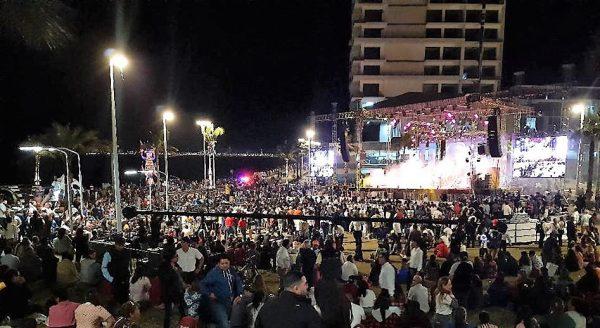 Coronación Rey del Carnaval Internacional de Mazatlán 2020 1