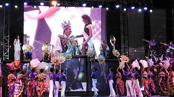 Coronación Rey del Carnaval Internacional de Mazatlán 2020 3