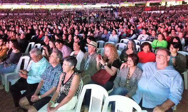 Coronación de Brianda Lizárraga como Reina Juegos Florales del Carnaval de Mazatlán 2020 1