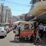 Impiden instalarse a vendedores de la vía Pública en el Mercado Municipal de Mazatlán