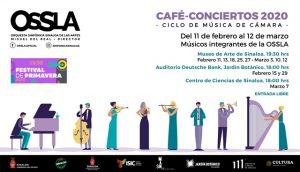 Café Conciertos de la OSSLA