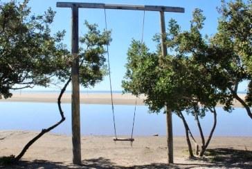 Entrega SEDESU contenedores para playas de Guasave.