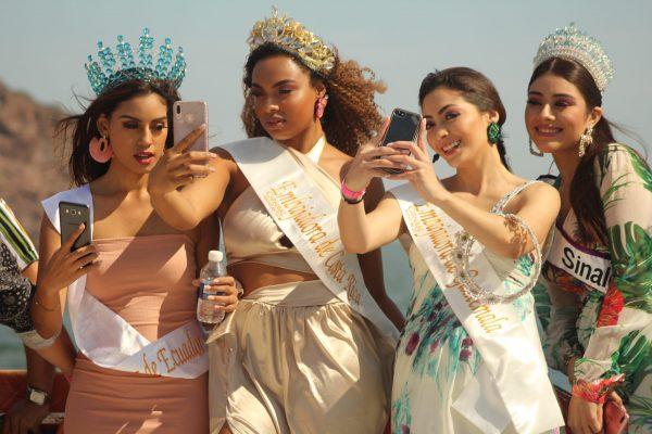 Embajadoras Presnetes Carnaval Internacional Mazatlán 2020