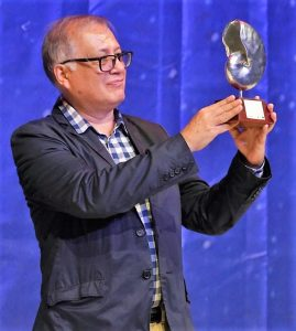 Ernesto Lumbreras Premio Mazatlán de Literatura 2020 2